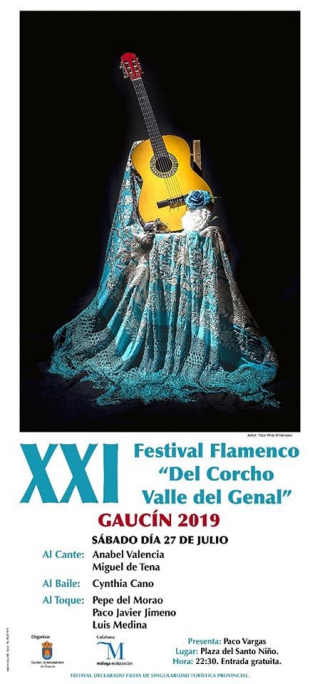 Flamenco Festival in Gaucín 2019